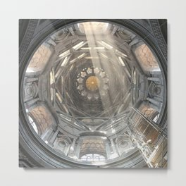 Holy geometrical ascension Metal Print
