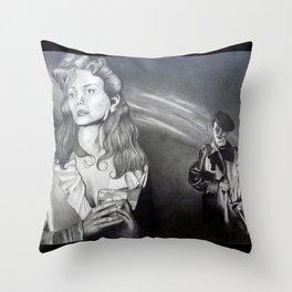 The NightCap Throw Pillow