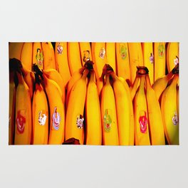 The Art of the Bananas Rug