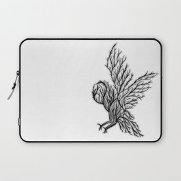 Owl Branches Laptop Sleeve