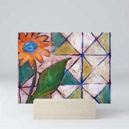 Rustic Flower Mini Art Print