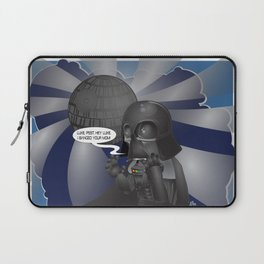 """Darth Banged"" Laptop Sleeve"