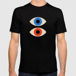 Eyes   Bauhaus III T-shirt
