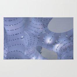 Grey-Blue light Rug