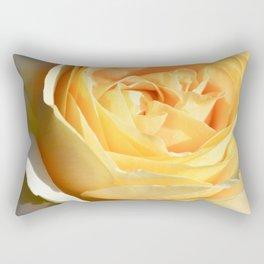 tea rose Rectangular Pillow