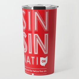 Locals Only — Sinsinnati, OH Travel Mug