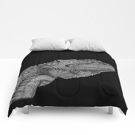 Bearded Dragon Comforters