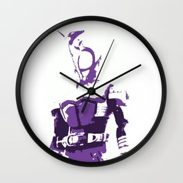 hyper deco Wall Clock