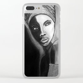 Forgiveness Clear iPhone Case