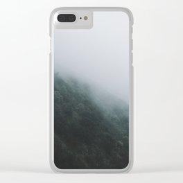 Teleférico Clear iPhone Case