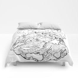 I'm falling apart Comforters