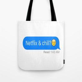 *NEW* Flix & Chill Tote Bag