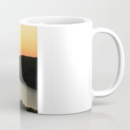 Sunrise over Lake of the Clouds Coffee Mug
