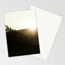 Into The Valley Stationery Cards