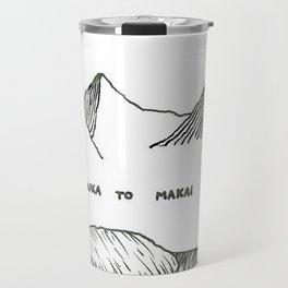 Mauka to Makai Travel Mug