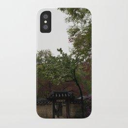 secret garden 5 iPhone Case