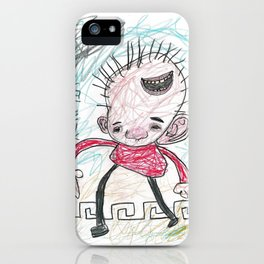 Hang Out Have Fun Hook Up iPhone Case