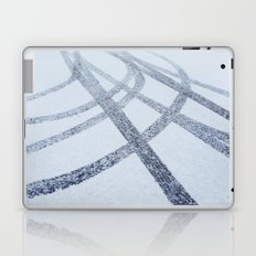 Tracks in the Snow Laptop & iPad Skin