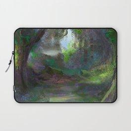 Elven Forest Laptop Sleeve