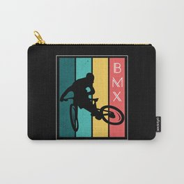 BMX Vintage Freestyle Dirt Jump Carry-All Pouch