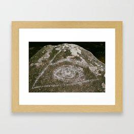 Just Listen Framed Art Print