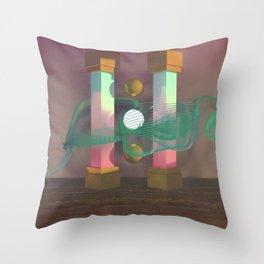 Day 0347 /// Floorevenlonger Throw Pillow