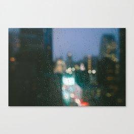 Kaleidoscope Gloom. Canvas Print