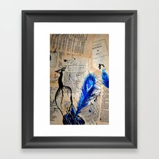 MCBTH Framed Art Print