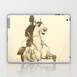 "Henri de Toulouse-Lautrec ""Amazone"" Laptop & iPad Skin"