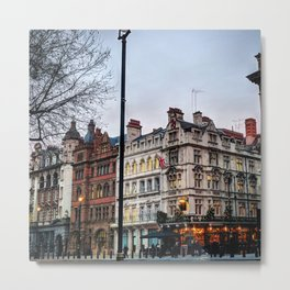 The Red Lion, Parliament Street, London Metal Print