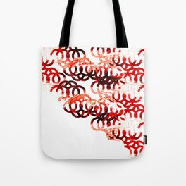 Circle shirt Tote Bag