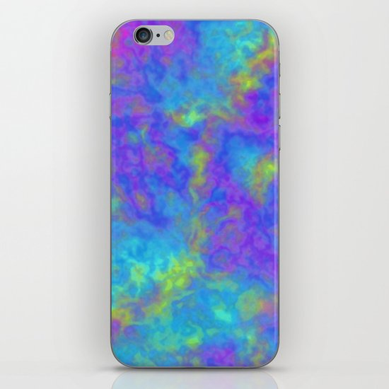 Psychedelic Mushrooms Effects iPhone & iPod Skin