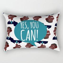OBAMA Rectangular Pillow