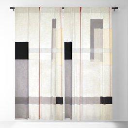 Laszlo Moholy Nagy K VII Blackout Curtain