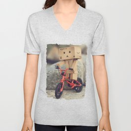 Let there be Spring ! Unisex V-Neck