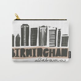Birmingham, Alabama Carry-All Pouch