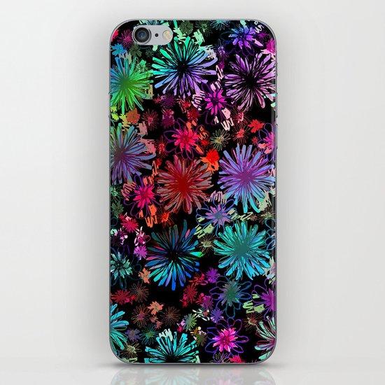 Love Flower  iPhone & iPod Skin