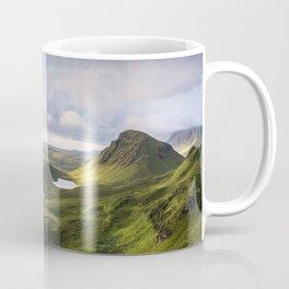 The Beauty of the Quiraing Coffee Mug