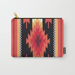 American Native Pattern No. 41 Carry-All Pouch