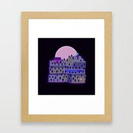 VOORHEES Framed Art Print