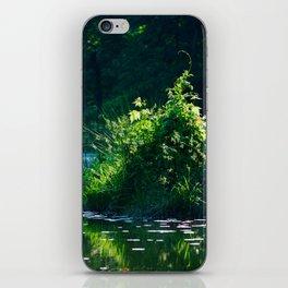 Elvish Island iPhone Skin