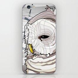 Owl Winter iPhone Skin
