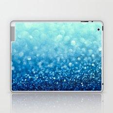 Tell Me True...Ocean Blue Laptop & iPad Skin