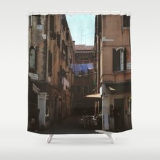 Calle Marcello Shower Curtain