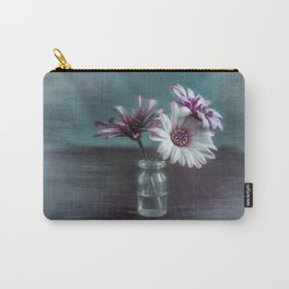 Dasies in vial Art Carry-All Pouch