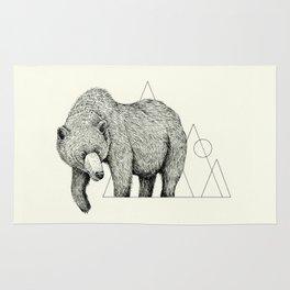 'Wildlife Analysis IV' Rug