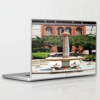 oasis Laptop & iPad Skins featuring Oasis by Photaugraffiti