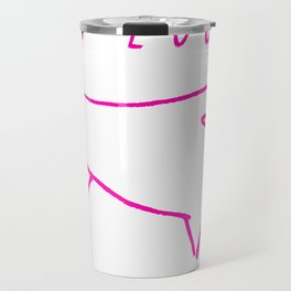CAT LOST! Looks Like This. Travel Mug