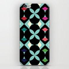 Radial Bloom #2 iPhone & iPod Skin