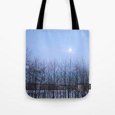 Winter Sky 2013 Tote Bag